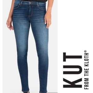 KUT from the Kloth Donna skinny jeans size 10